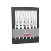 Victorinox 7.7243.6 6 Piece Forged Steak Knife Set