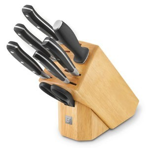 Victorinox 7.7243.8 8 Piece Forged Knife Block Set