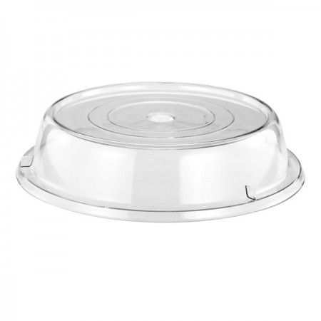 Vollrath 1018-13 Polycarbonate Clear Plate Cover fits Plates 9 7/8