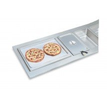 Vollrath 19199 Stainless Steel Sheet Pan Adapter Plate for Signature Server 2.0