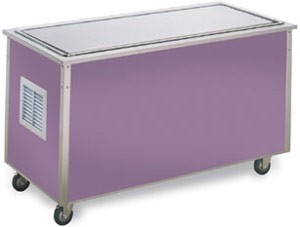 Vollrath 36114 Signature Server Frost Top Serving Station 74""
