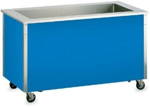 "Vollrath 36145 Signature Server Refrigerated Cold Food Bar 46"" x 30"""