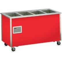 Vollrath 36150 Signature Server Hot Food Base w/Touch-Temp Panel, 5-Wells