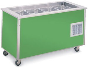 Vollrath 36166 4 Pan 60
