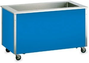 Vollrath 36170 Signature Server Non-Refrigerated Cold Food Bar 74""