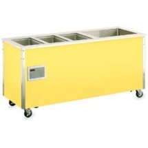 Vollrath 36191 Signature Server Hot / Cold Food Station 30
