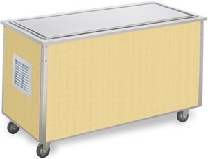 """Vollrath 36214 Signature Server Frost Top Serving Station 74"""" x 27"""""""