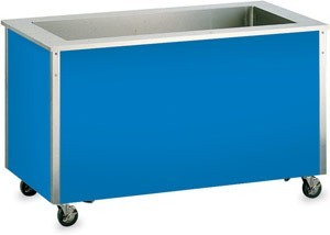 Vollrath 36275 5 Pan 27 Refrigerated Cold Pan