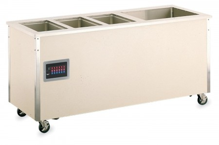 "Vollrath 36291 Signature Server Hot / Cold Food Station 74"" x 27"""