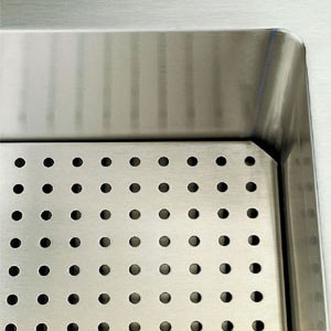 Vollrath 36916-2 Perforated False Bottom For 74