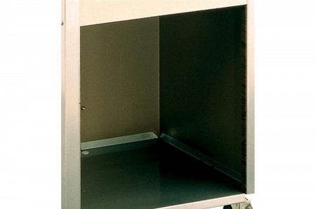 Vollrath 36981 Stainless Steel Bag-In-Box Shelf For Signature Server