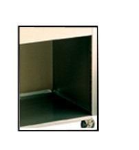 Vollrath 36982 Galvanized Bag-In-Box Shelf For Signature Server 46""
