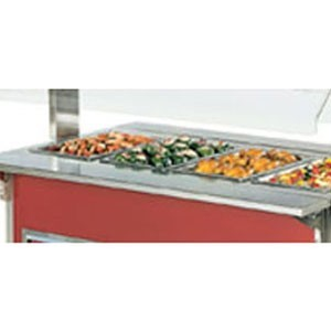 Vollrath 37509-2 Signature Server Classic Inside Corner Plate Rest For Corner Station