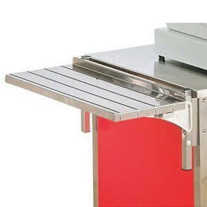 Vollrath 3752150-2 Left SideTray Slide With Lift-Off Bracket