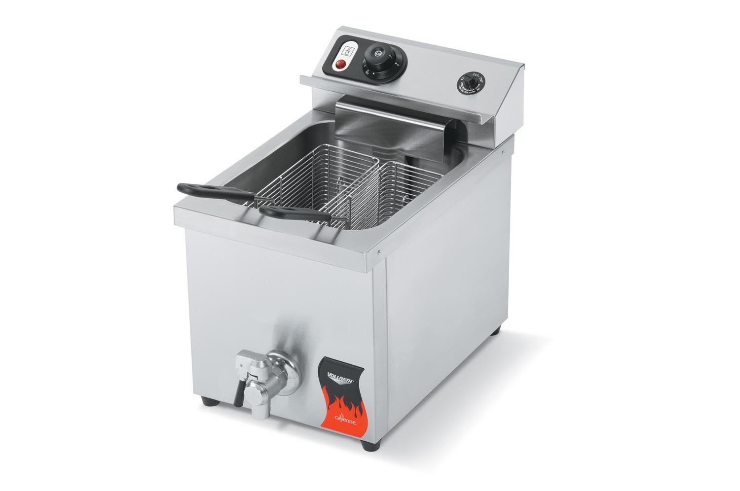 Vollrath 40709 Countertop Electric Fryer