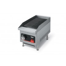 Vollrath 40728 Cayenne Radiant / Lava Rock Charbroiler 12""