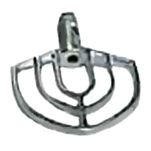 Vollrath 40776 Flat Beater for 40759 Commercial Floor Mixer 40 Qt.