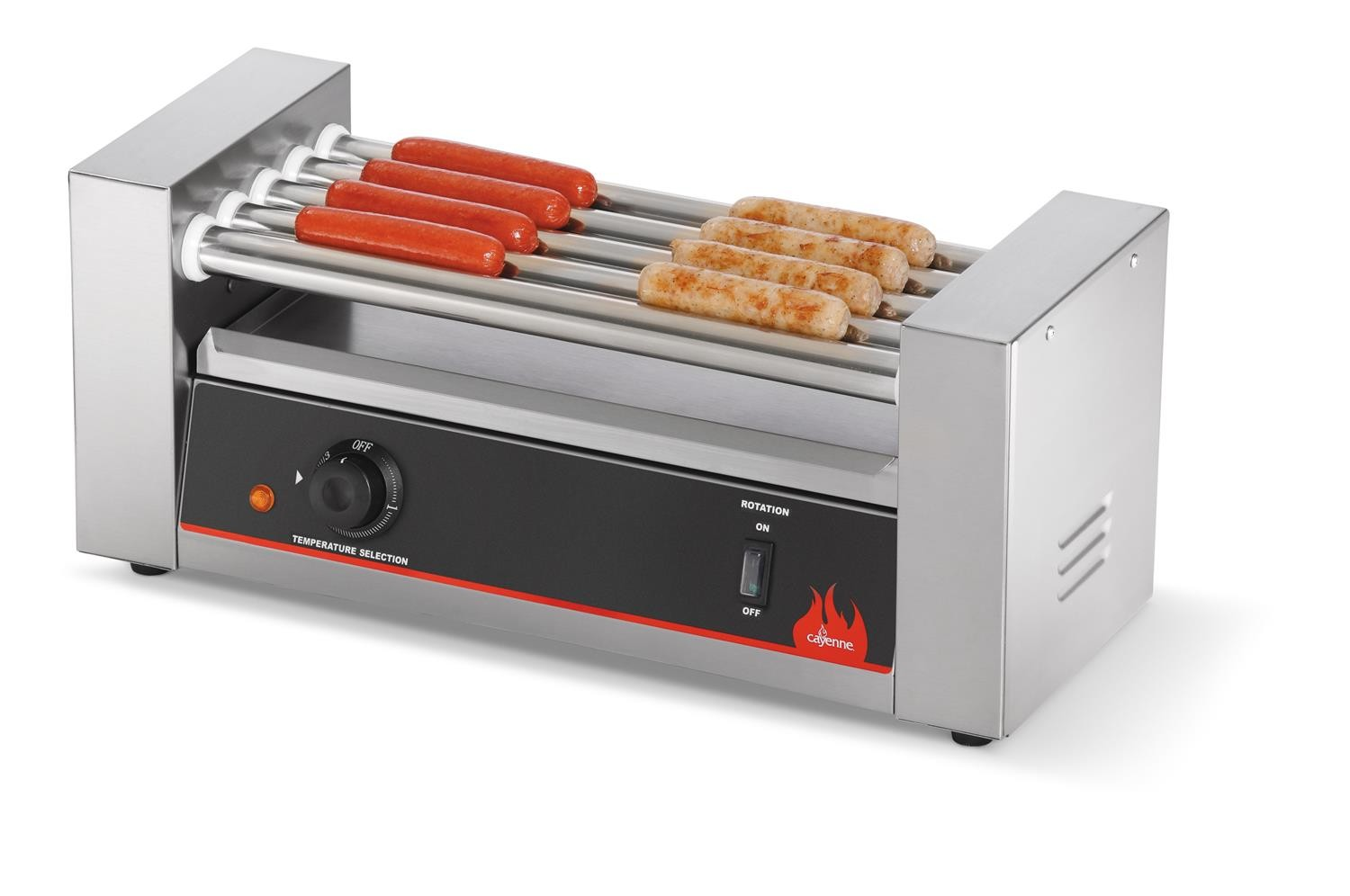 Vollrath 40820 Hot Dog Grill