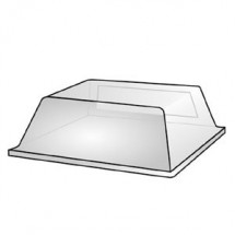Vollrath 40823 Sneeze Guard