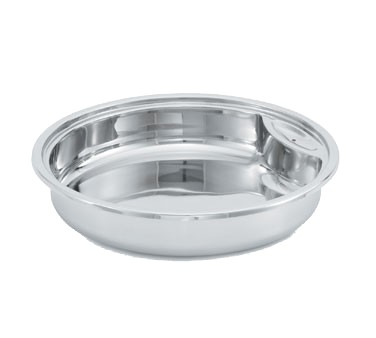 Vollrath 46131 Stainless Steel Round Food Pan for Induction Chafer