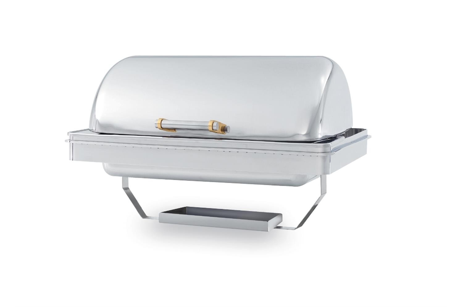 Vollrath 46258 New York New York Drop-in Rectangular Chafer 9 Qt.