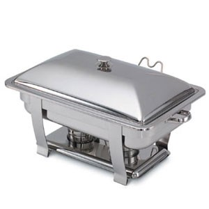 Vollrath 46331 Orion Chafer Full Size Replacement Water Pan 9 Qt.