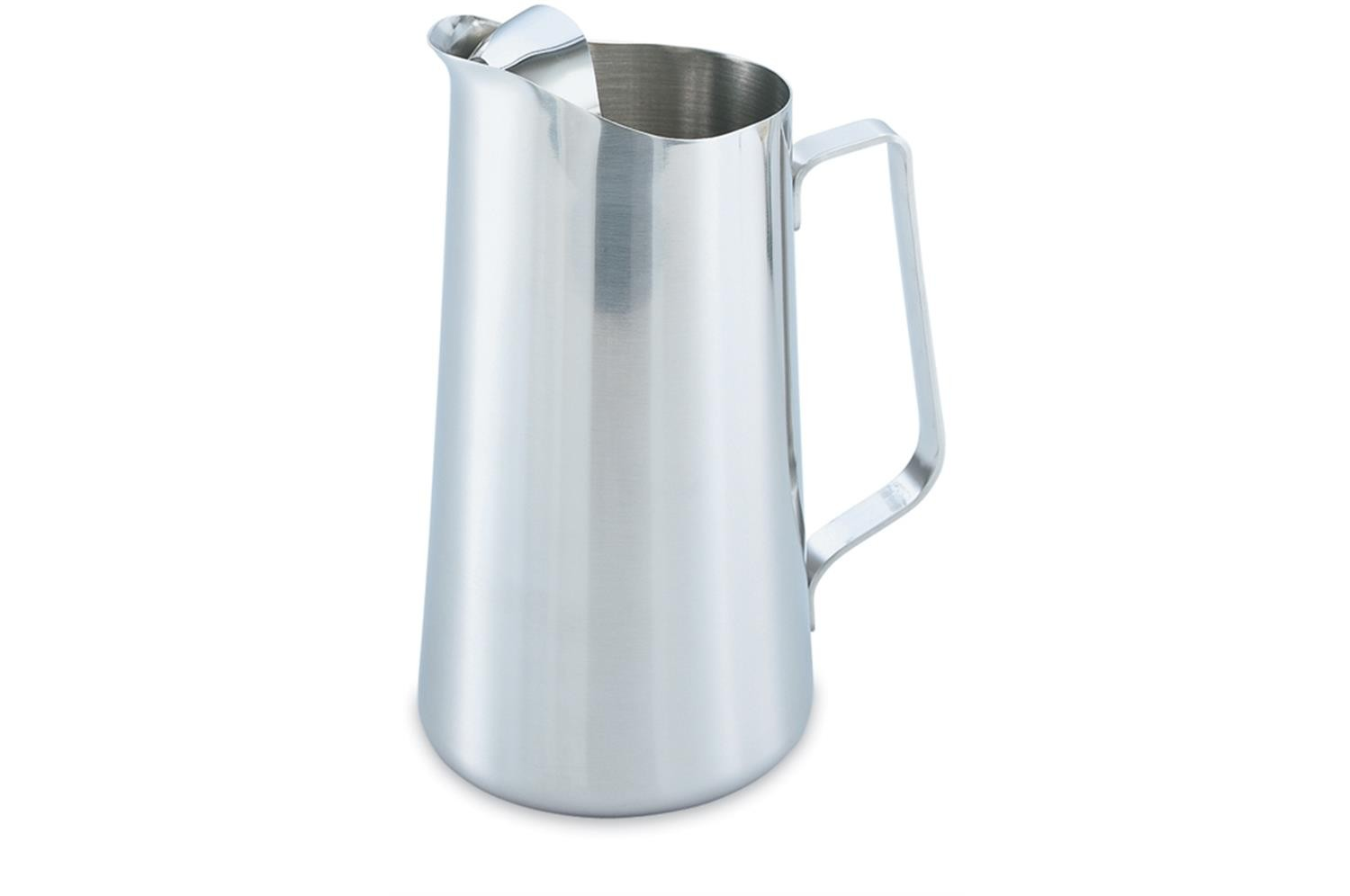 Vollrath 46403 Water Pitcher with Ice Guard 2 Qt.