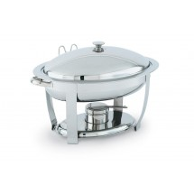 Vollrath 46500 Orion Large Lift-Off Oval Chafer 6 Qt.