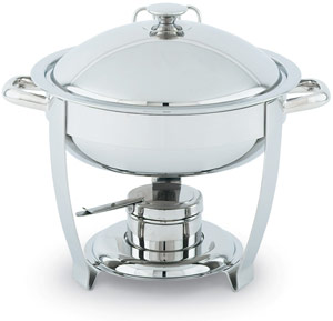 Vollrath 46503 Orion Small Lift-Off Round Chafer 4 Qt.