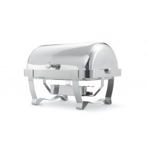 Vollrath 46520 Orion Retractable Rectangular Full Size Chafer  9 Qt.