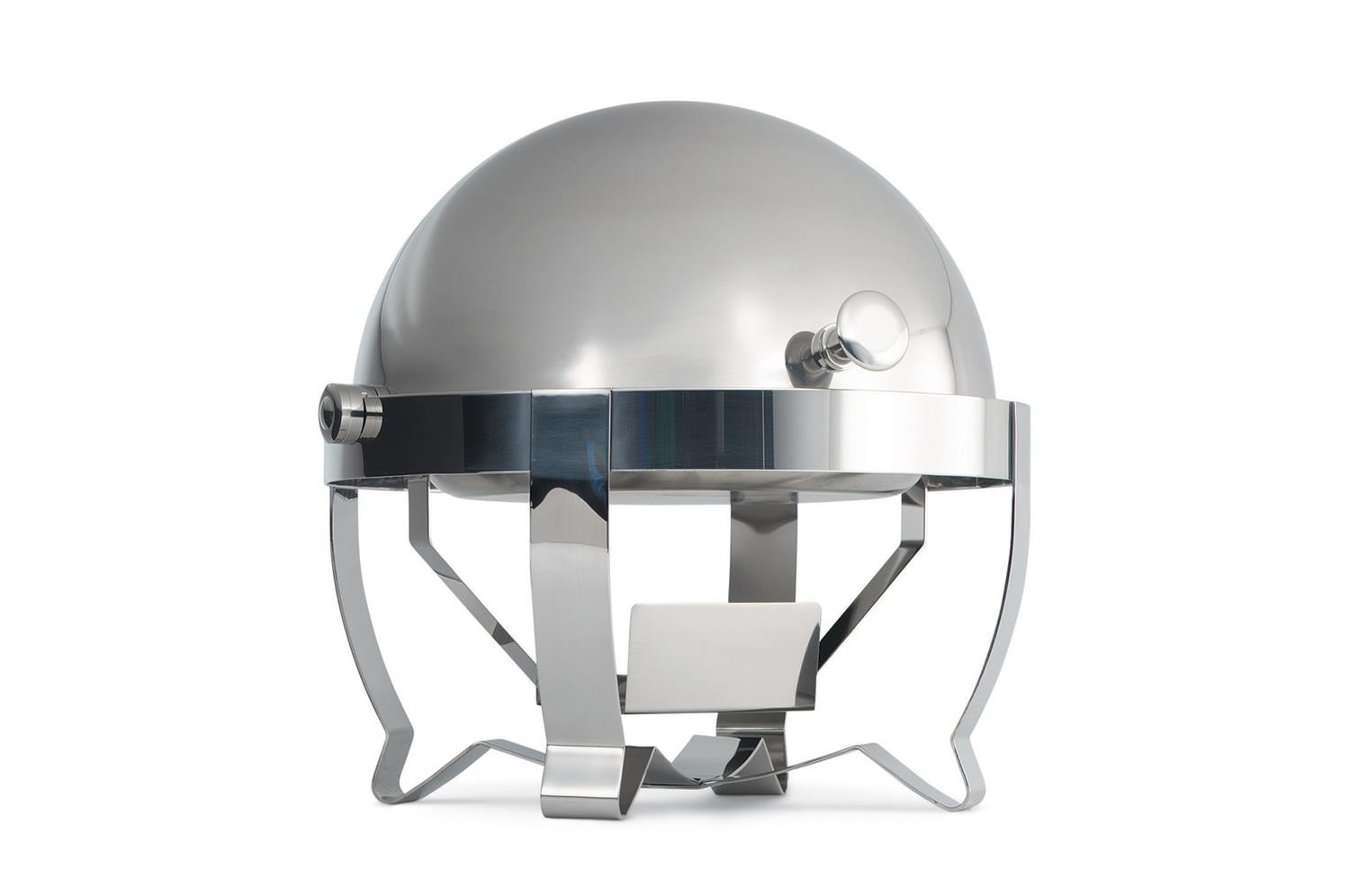 Vollrath 46530 Orion Round Retractable Roll Top Chafer 6 Qt.