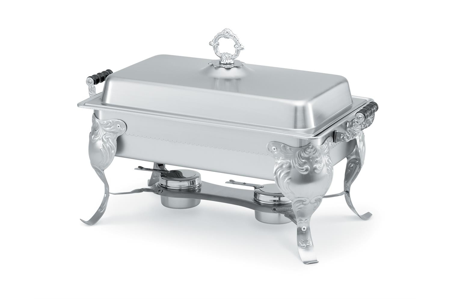 Vollrath 46880 Royal Crest Full Size Oblong Chafer 9 Qt.