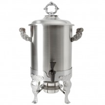 Vollrath 46884 Royal Crest Stainless Steel Coffee Urn 3 Gallon