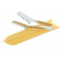 "Vollrath 47105 Stainless 8"" Spaghetti Tong"