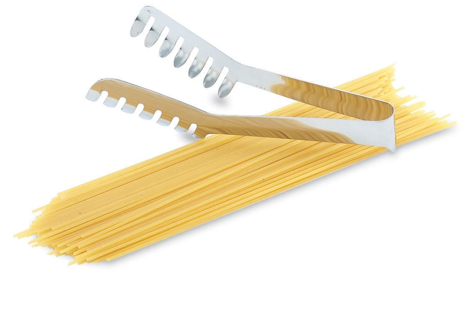 """Vollrath 47105 Stainless 8"""" Spaghetti Tong"""
