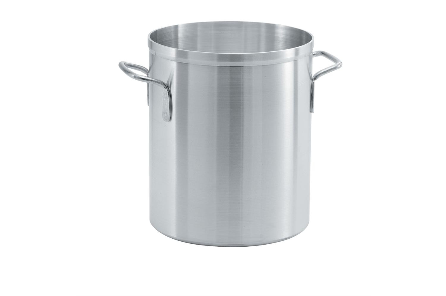 Vollrath 67516 Wear-Ever Classic Aluminum Stock Pot 16 Qt.