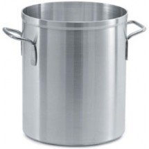 Vollrath 47532 Aluminum 32 Qt Stock Pot