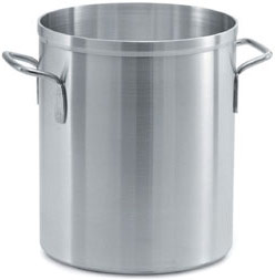 Vollrath 67580 Wear-Ever Classic Aluminum Stock Pot 80 Qt.
