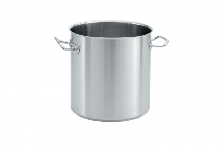 Vollrath 47721 Intrigue Stainless Steel Stock Pot 12 Qt.