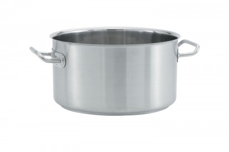 Vollrath 47732 Intrigue Stainless Steel Sauce Pot 12 Qt.