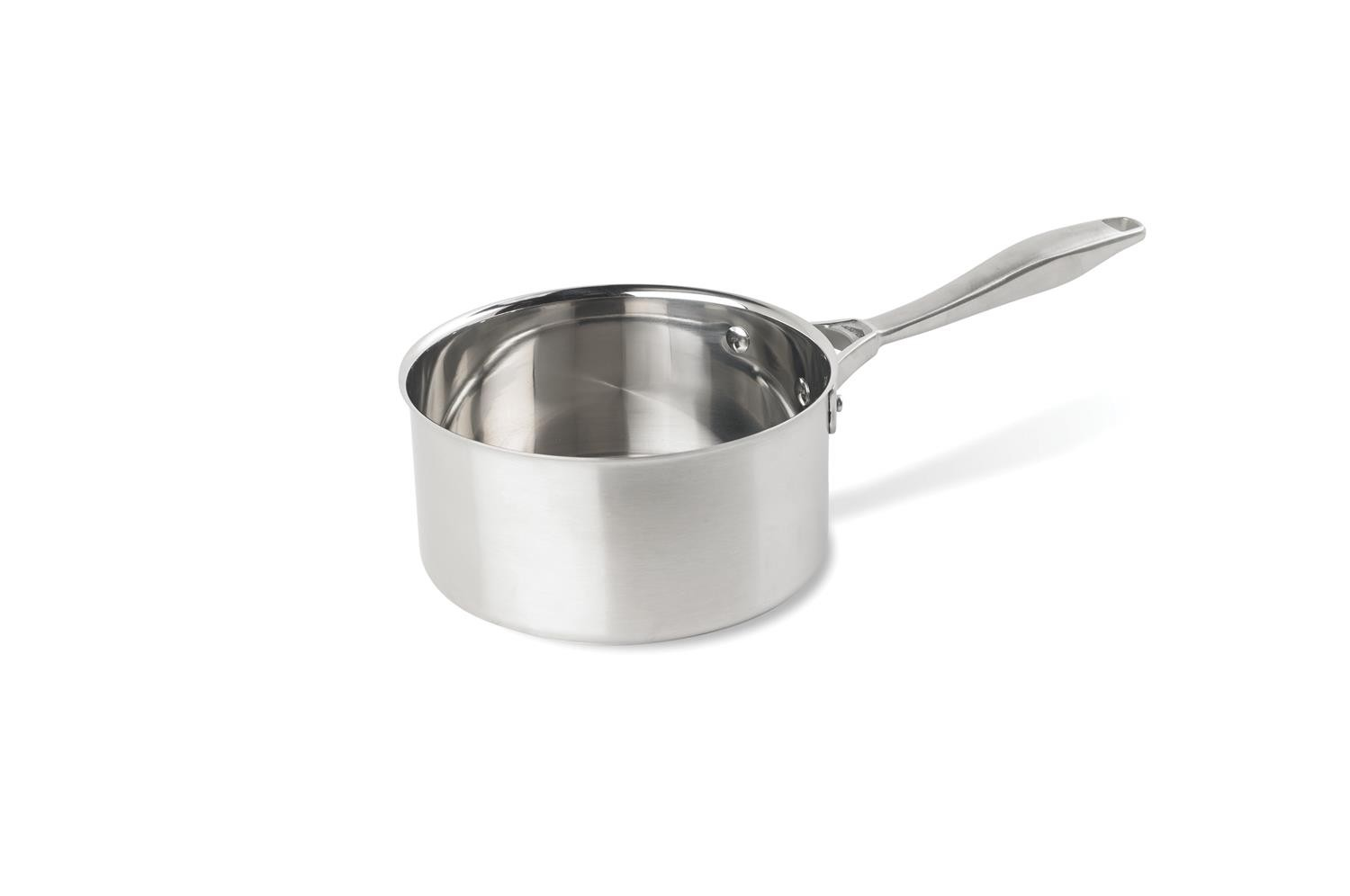Vollrath 47741 Intrigue Stainless Steel Sauce Pan 3-1/4 Qt.