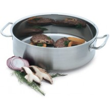 Vollrath 47762 Intrigue Stainless Steel Brazier 24 Qt.