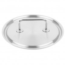 """Vollrath 47773 Intrigue Stainless Steel Cover 9-3/8"""" ."""