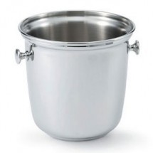 Vollrath 48325 Silver-Plated Wine Bucket