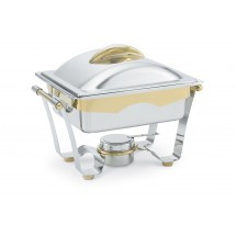 Vollrath 48329 Panacea Half-Size Rectangular Chafer 4.1 Qt.