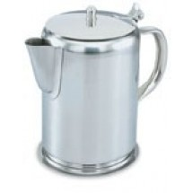 Vollrath 48365 Silver-Plated Coffee Server 2 Qt.