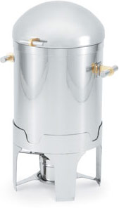 Vollrath 48790 Silverplated New York New York Soup Chafer 7 Qt.