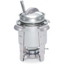 Vollrath 49523 Maximillian Steel Soup Marmite Chafer 4.2 Qt.