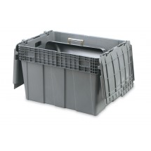 Vollrath 52647 Tote N' Store Large Grey Chafer Box