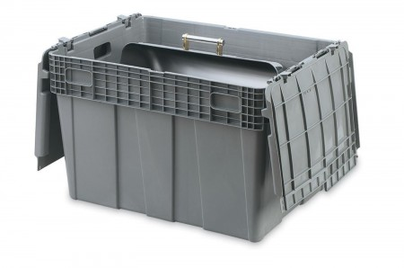"Vollrath 52647 Tote N' Store Gray Chafer Box 26-5/8"" x 18-5/8"" x 18-3/4"""